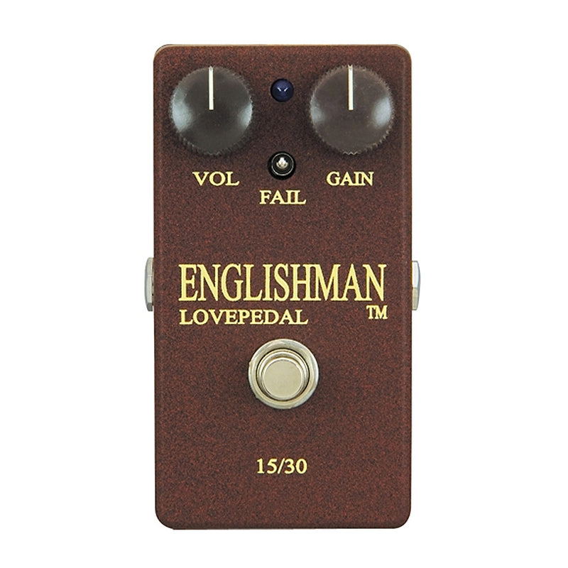 Lovepedal Englishman Pedal