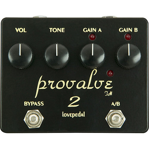 Lovepedal Provalve 2 Pedal