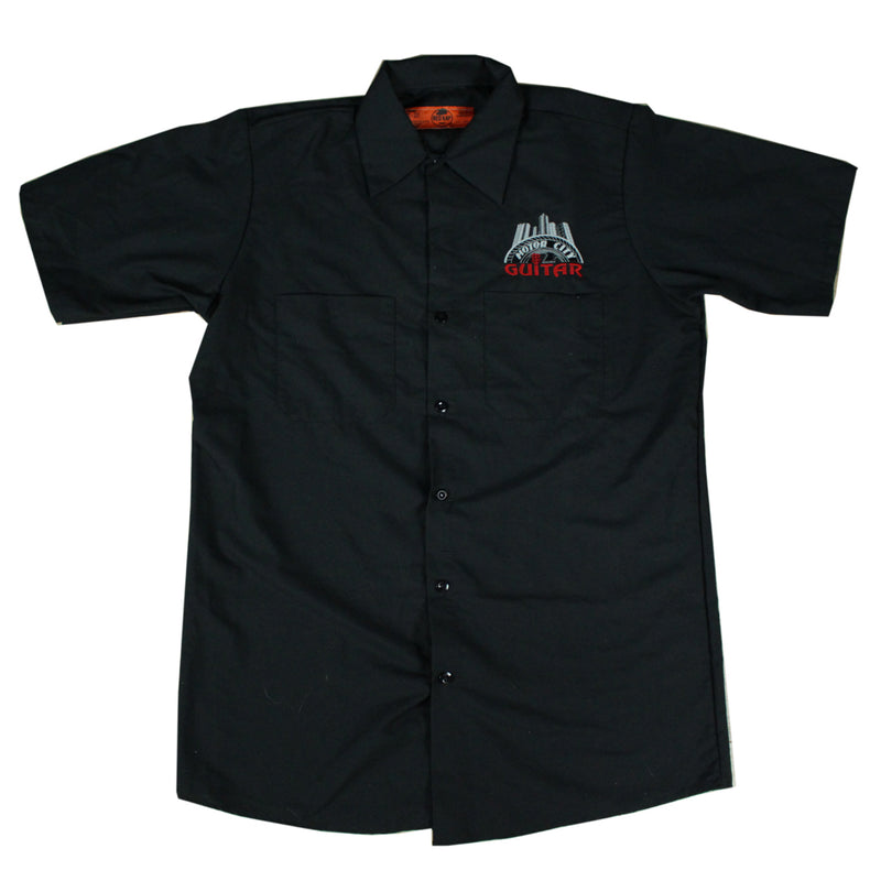 MCG Work Shirt BK XL