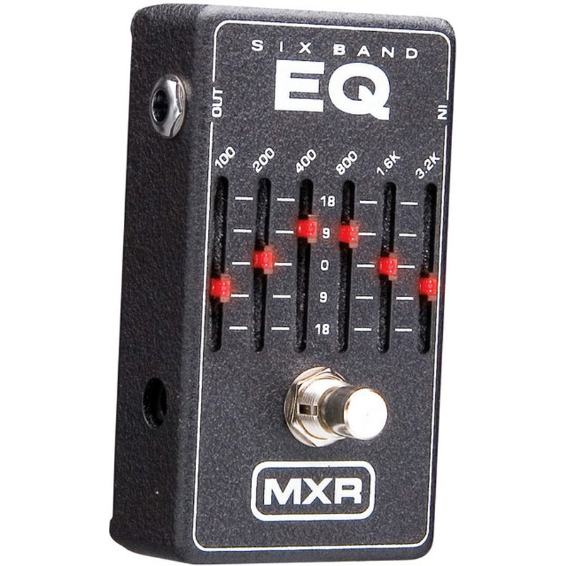 MXR M109 6-Band Guitar EQ