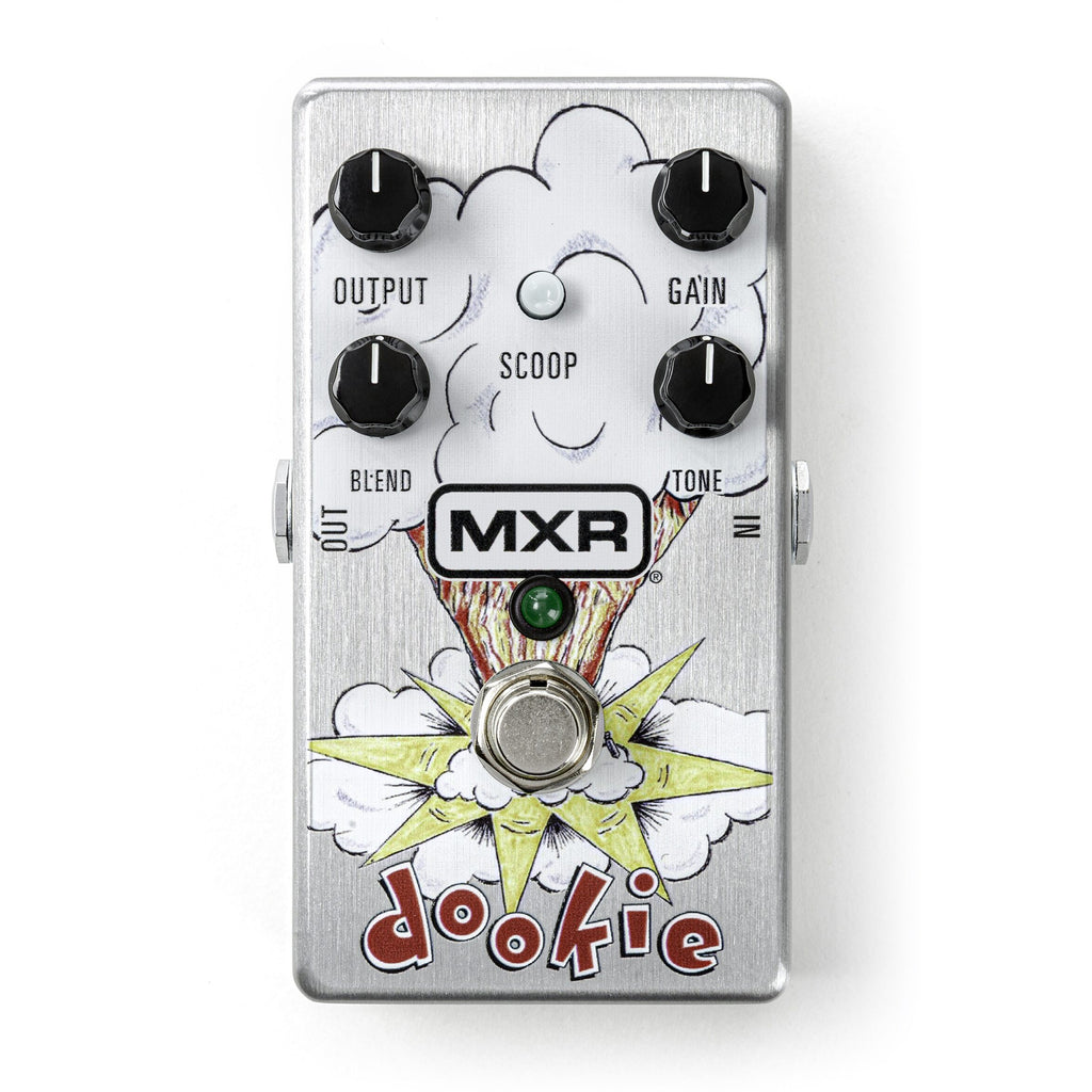 MXR DD25 GREEN DAY DOOKIE V2