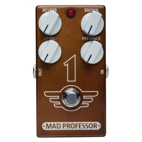 Mad Prof One Distortion/Reverb