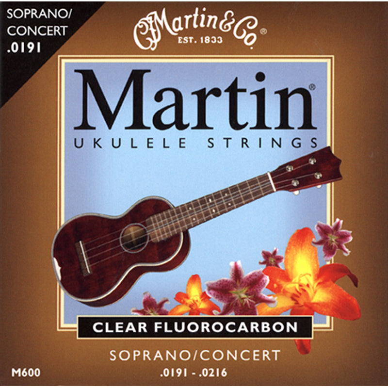Martin Ukelele Strings