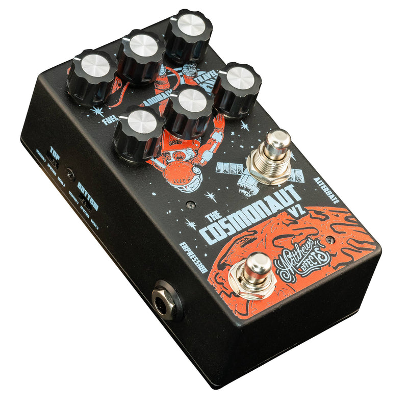 Matthews Effects Cosmonaut V2 - Void Reverb/Delay Effects Pedal