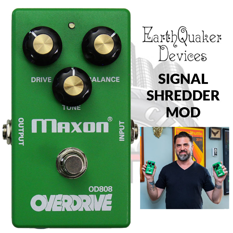 Maxon OD 808-40E Earthquaker