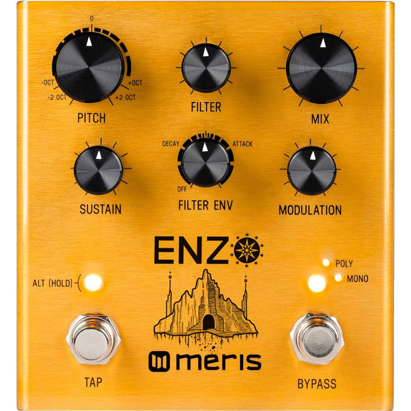 Meris Enzo Synthesizer Pedal