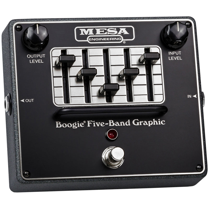 Mesa Graphic EQ Pedal