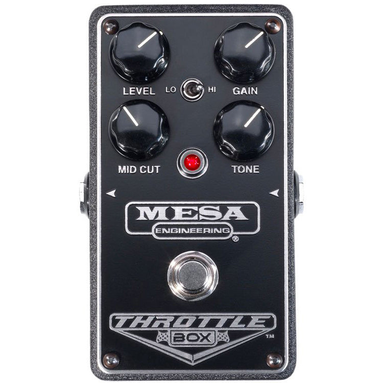 Mesa Throttle Box Pedal