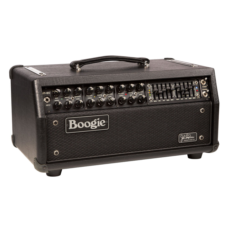 "Mesa Boogie JP-2C John Petrucci Signature Model Head - Built with ""Loop Update"""