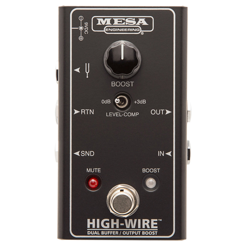 Mesa Boogie High-Wire Dual Buf