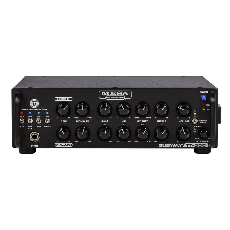 Mesa Subway TT-800 Bass Head