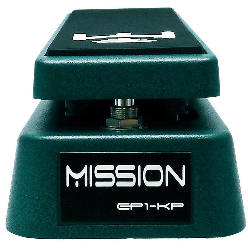 Mission Engineering EP1-KP Expression Pedal for Kemper Profiling Amp - Green