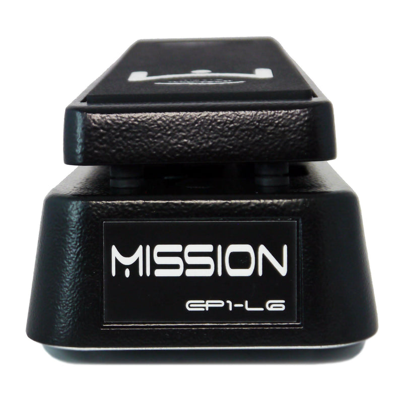 Mission Engineering EP1-L6 Expression Pedal for Line 6 Product - Black Finish