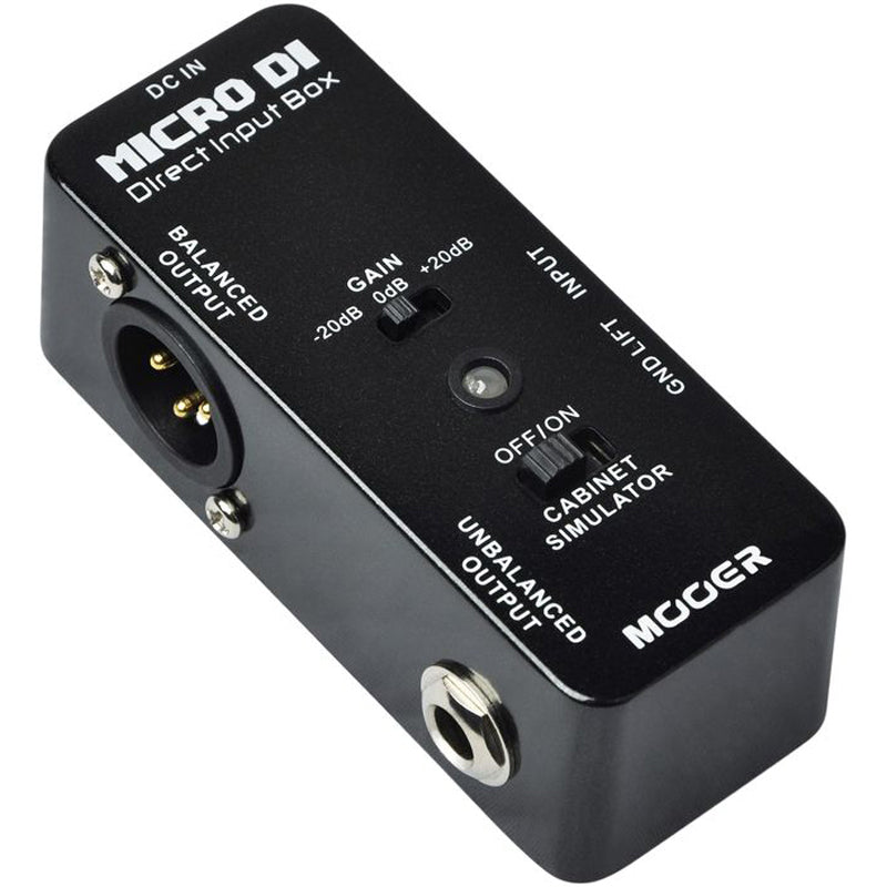 Mooer Micro DI Direct Box