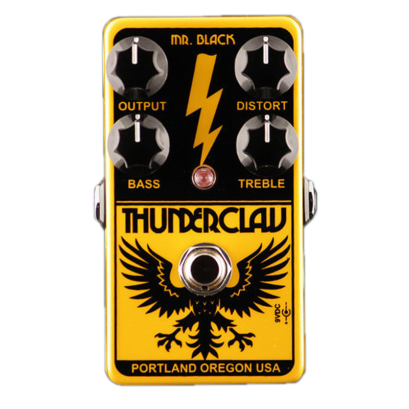 Mr. Black ThunderClaw Pedal