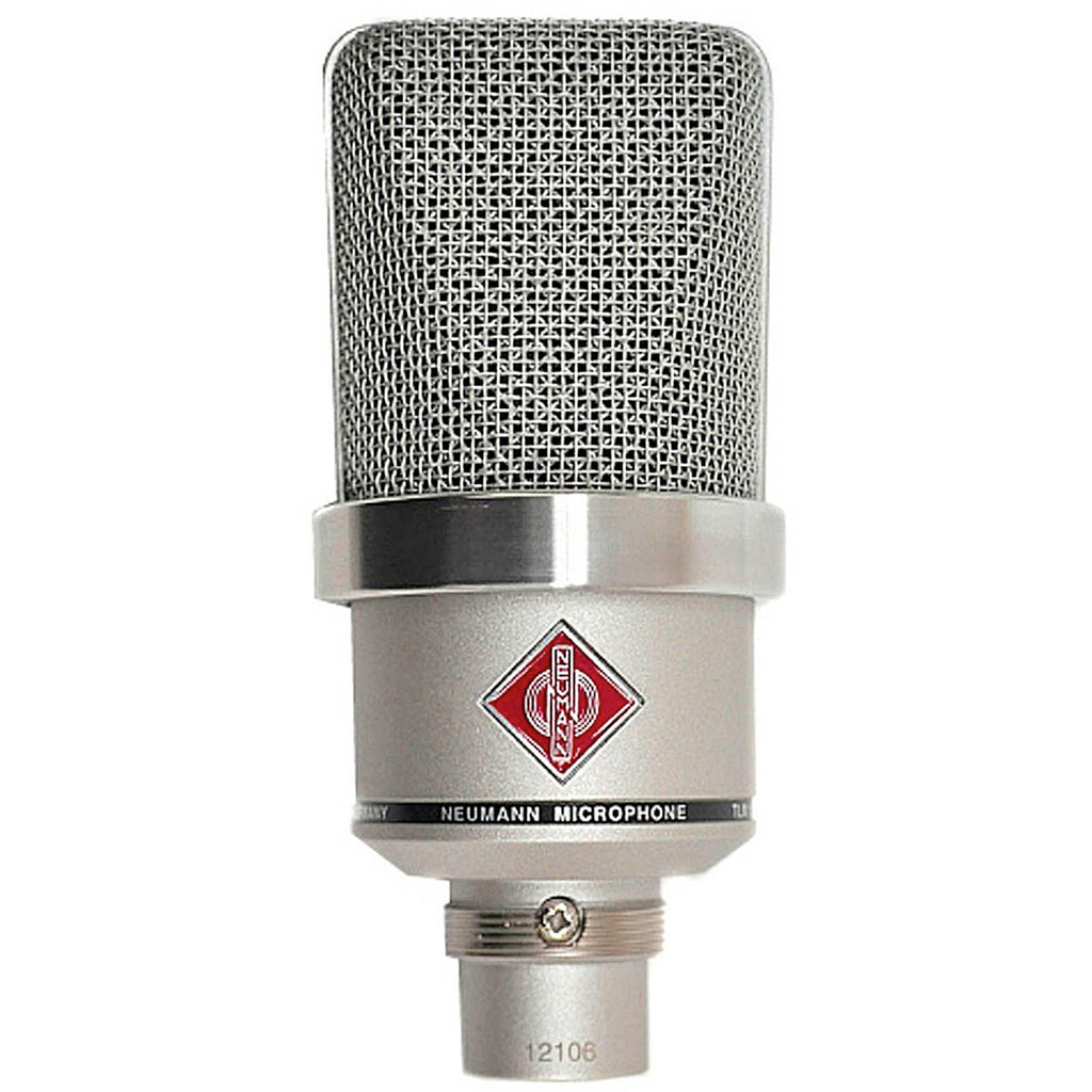 Neumann TLM 102 Mic - Nickel