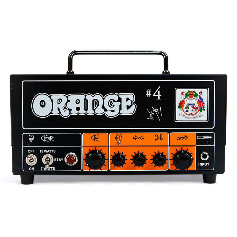 Orange TT15JR Jim Root Terror