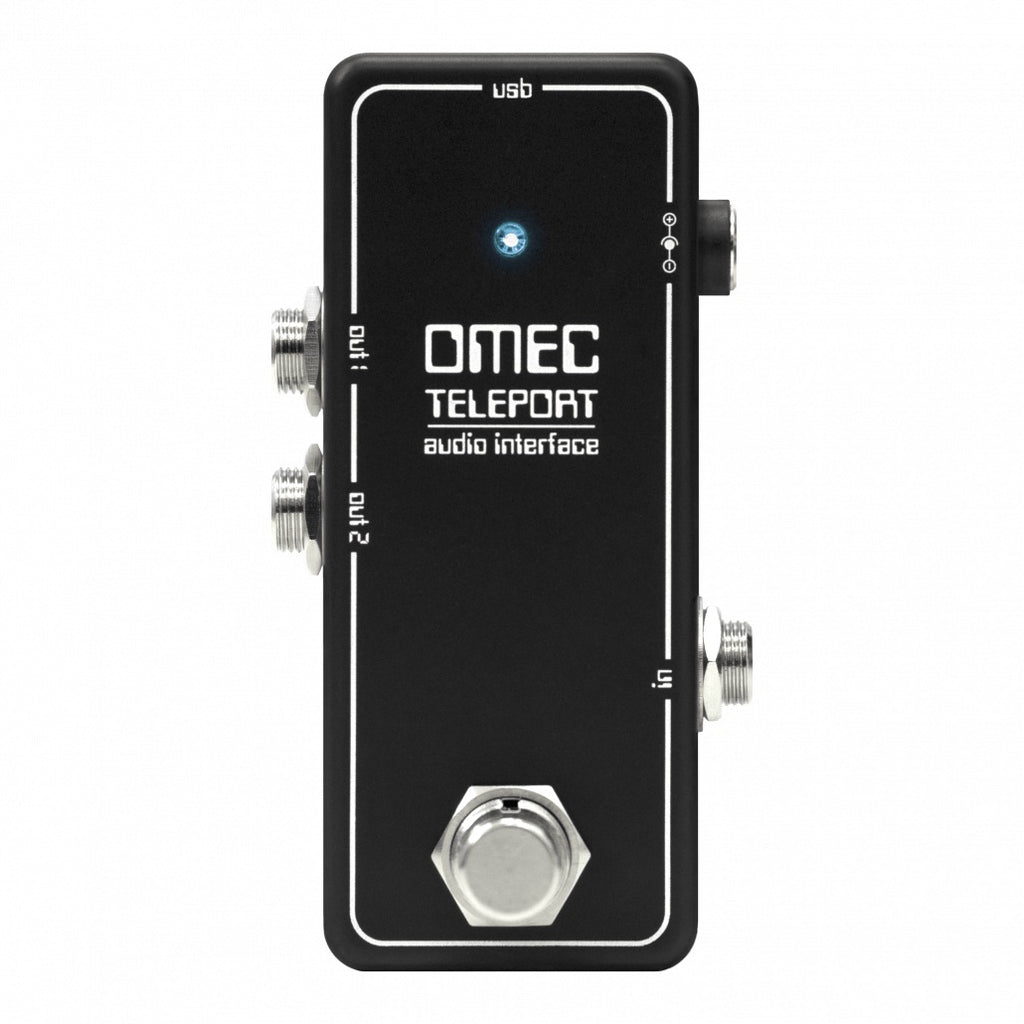 Orange OMEC Interface Pedal