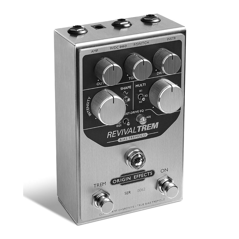 Origin Effects RevivalTREM Bias Tremolo Pedal