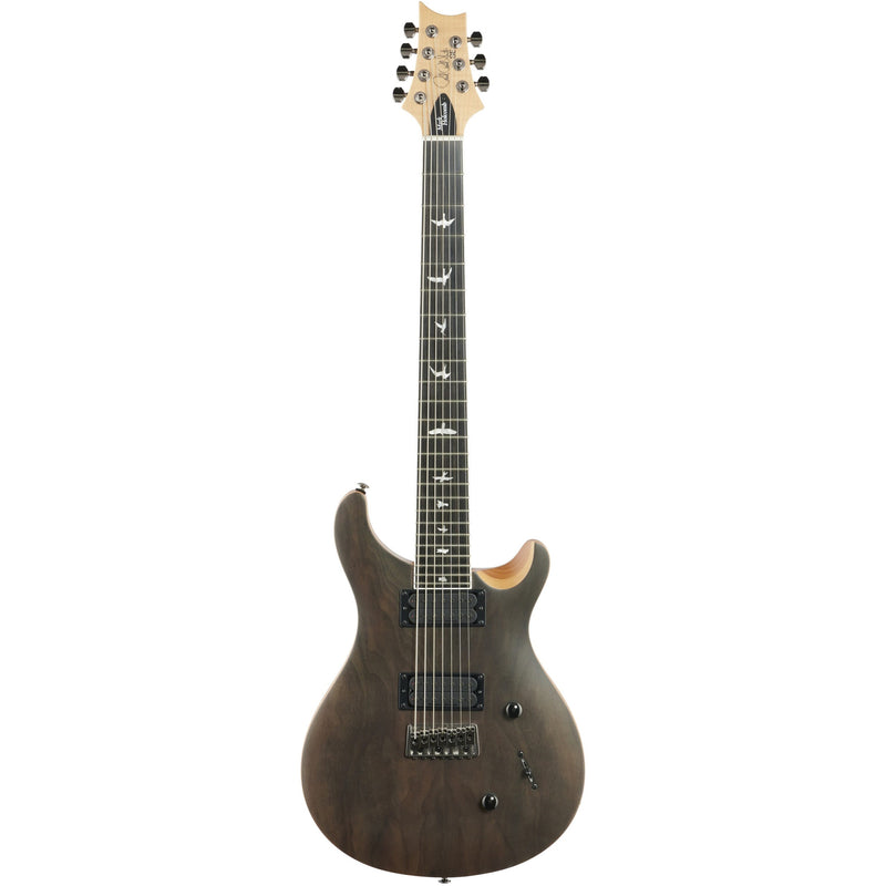 Paul Reed Smith SE Mark Holcomb SVN 7-String Guitar - Natural Satin Walnut