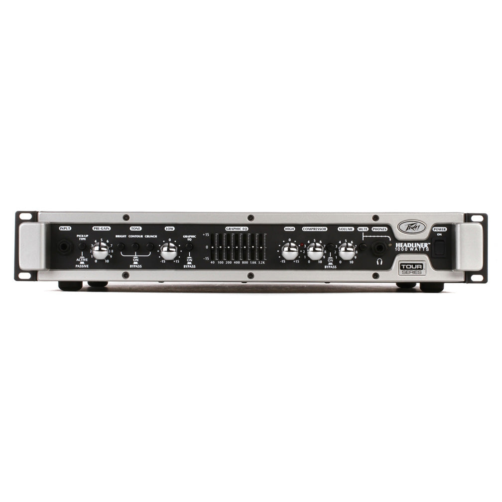 Bass Amplifiers Motor City Guitar 10 Watt Led Driver Circuit 1024 776 Peavey Headliner 1000 Head