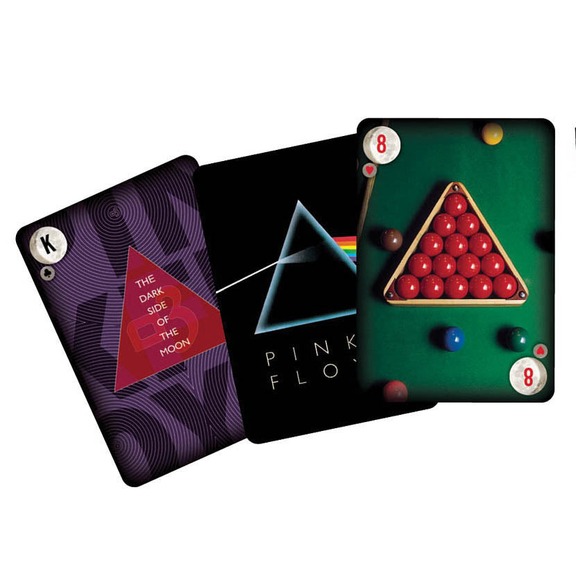 Pink Floyd DSOTM Playing Cards