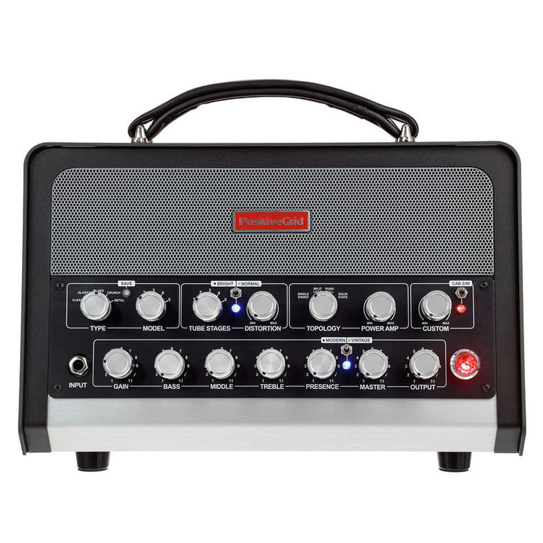 Positive Grid BIAS 600w Head