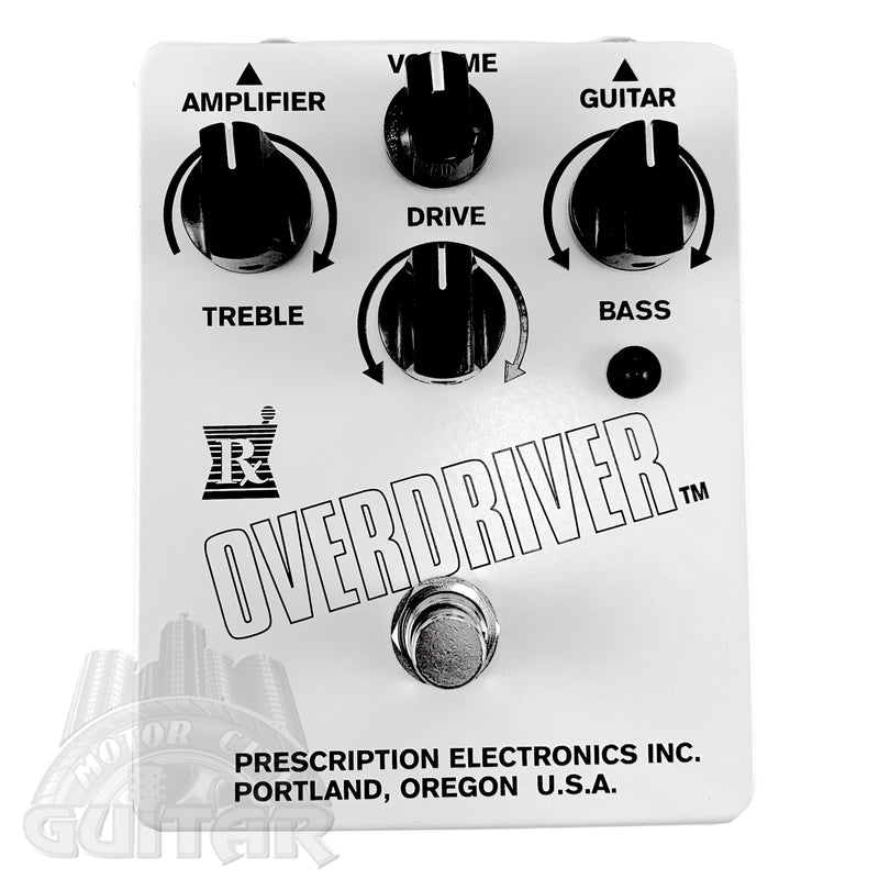 Prescription RX Overdriver OD