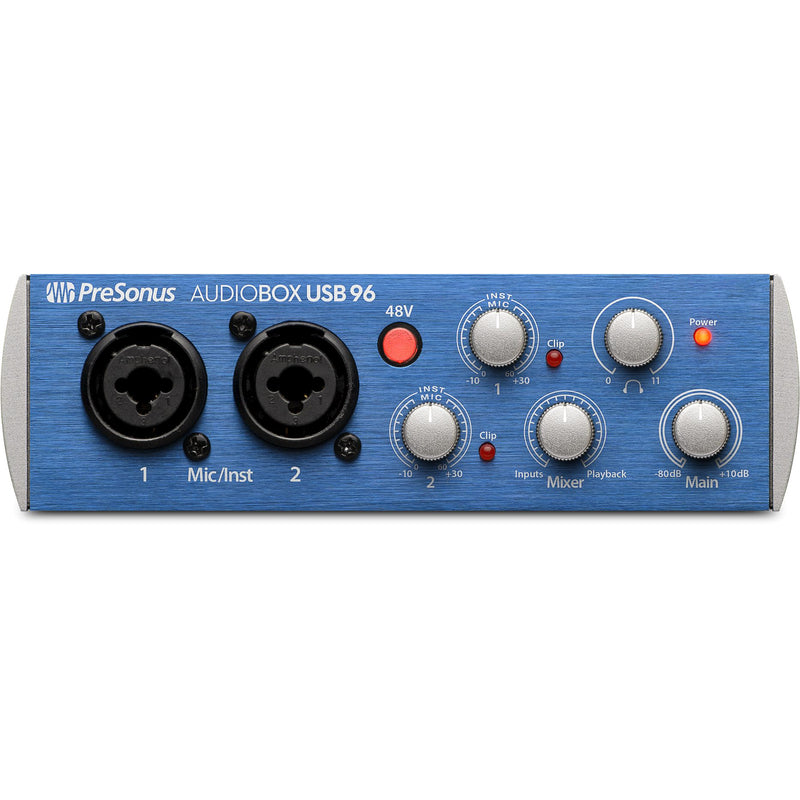 PreSonus Atom Producer Lab Complete Production Kit w/USB Interface and  Microphone