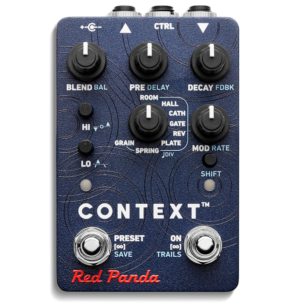 Red Panda Context 2 Reverb