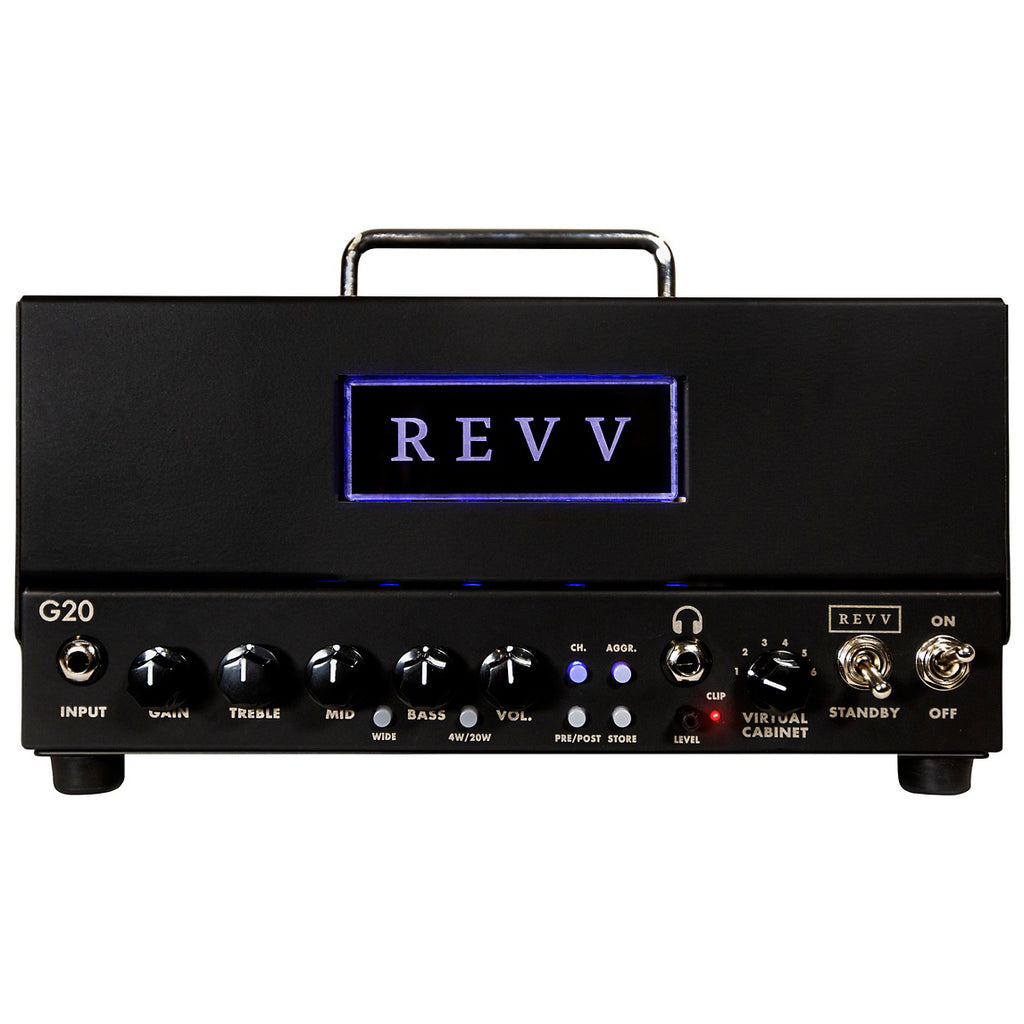Revv G20 High Gain Head OB