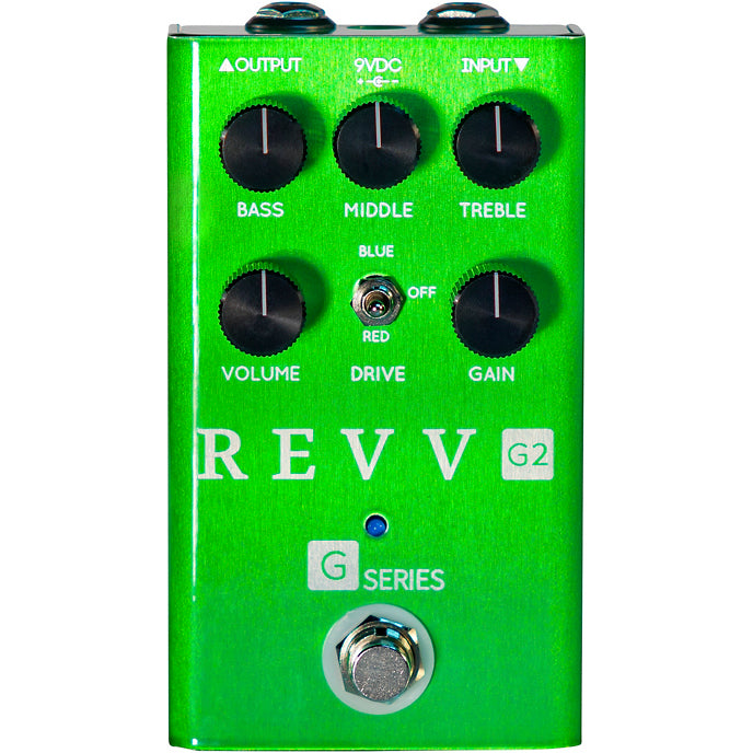 Revv G2 Preamp/OD/Distortion