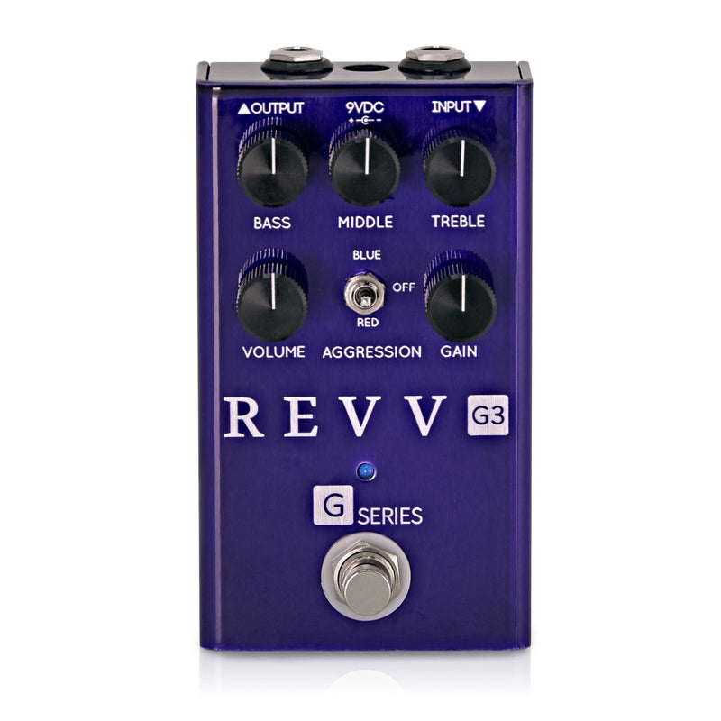 Revv G3 Preamp/OD/Distortion
