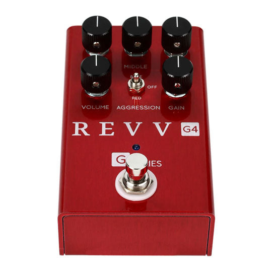 Revv G4 - Preamp/Overdrive/Distortion Pedal