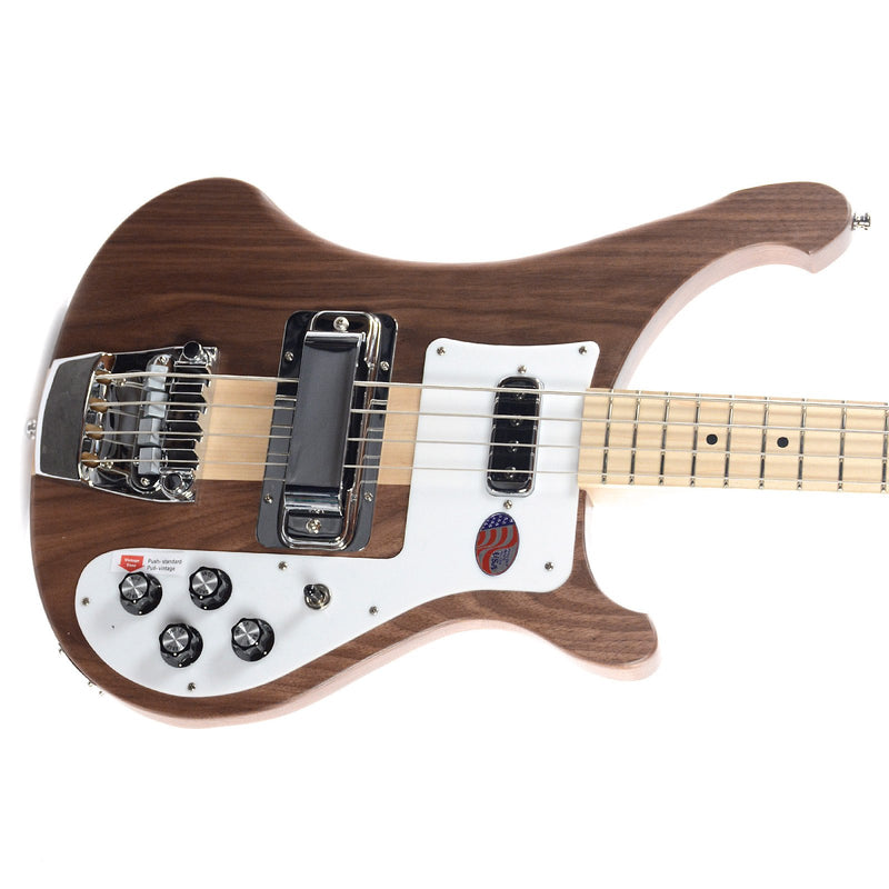 Rickenbacker Model 4003SW 4-String Bass Guitar - Walnut