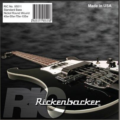 Rickenbacker 45-105 Bass Set