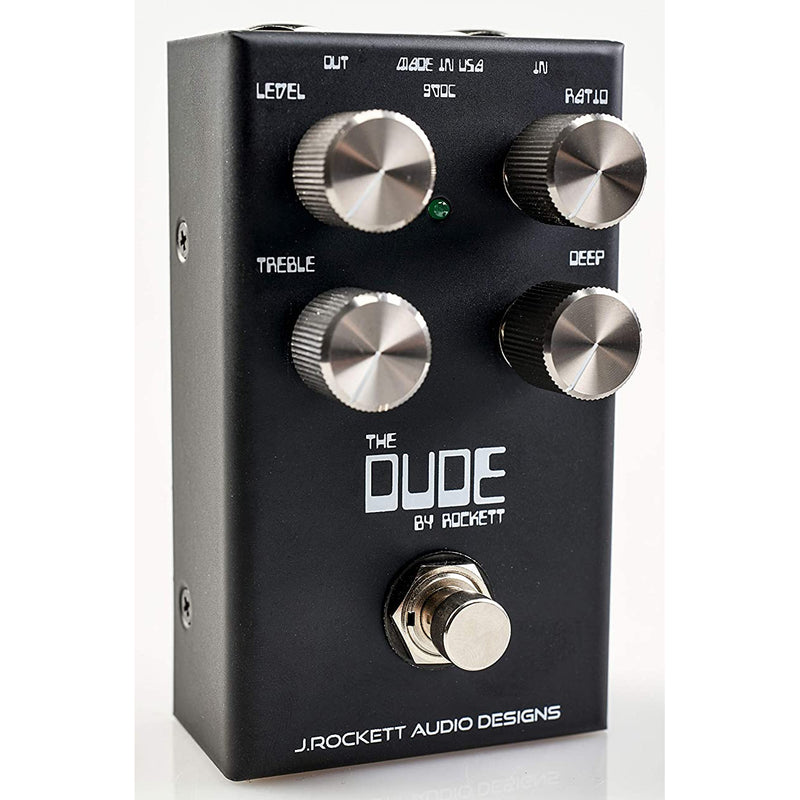 Rockett The Dude V2 Boost/Overdrive Pedal