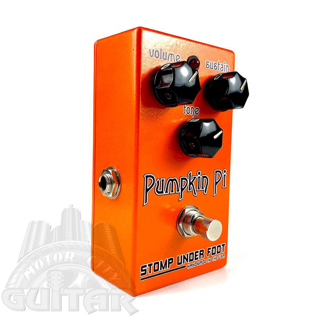Stomp Under Foot Pumpkin Sm