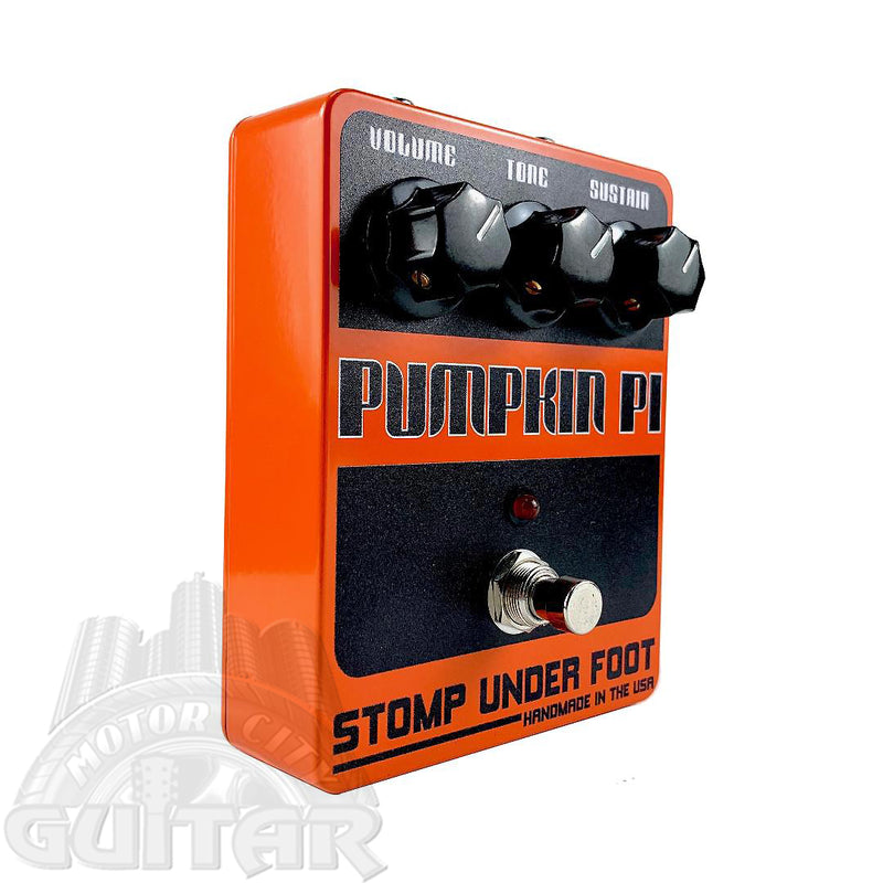 Stomp Under Foot Pumpkin Lrg
