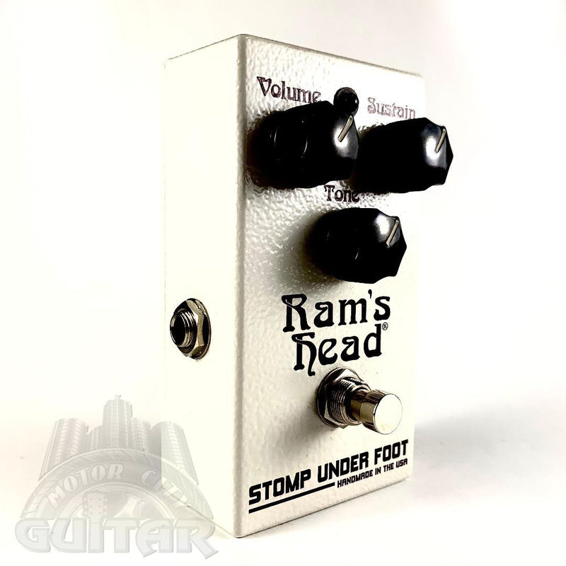 Stomp Under Foot Rams Head