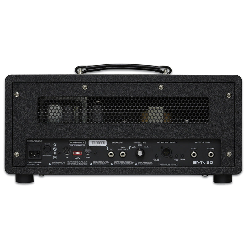 Synergy SYN-30 30-watt 3-channel Modular Tube Head