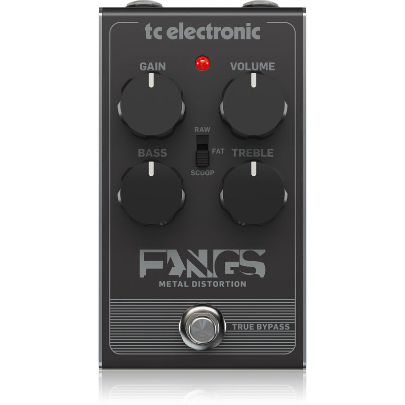 TC Electronic Fangs Metal Dist