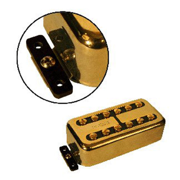 TV Jones Dual Screw Mount Adaptor, Gold - SHM-PJADP-GLD