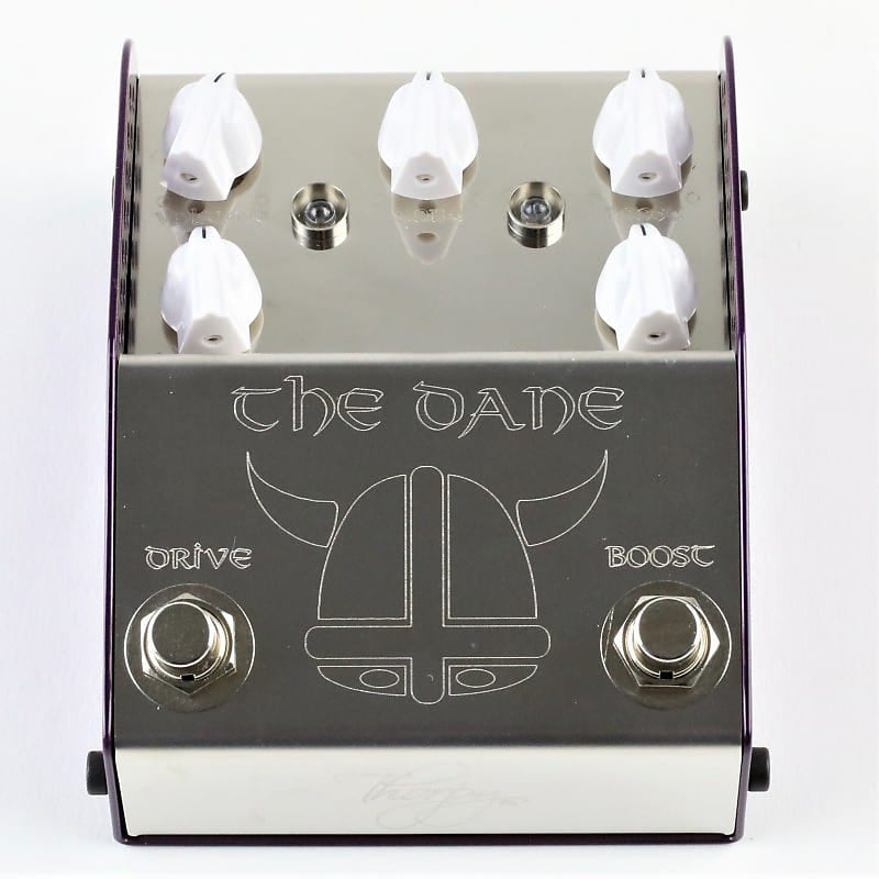 ThorpyFX The Dane Boost & Overdrive Pedal