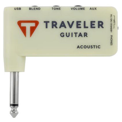 Traveler Headphone Amp Acoustc