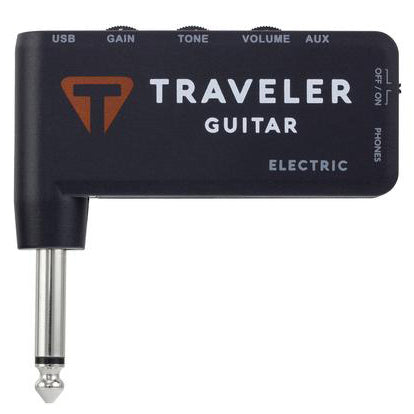 Traveler Headphone Amp Electrc