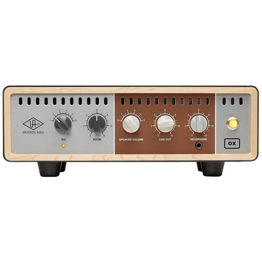 UA OX-Amp Top Box Attenuator