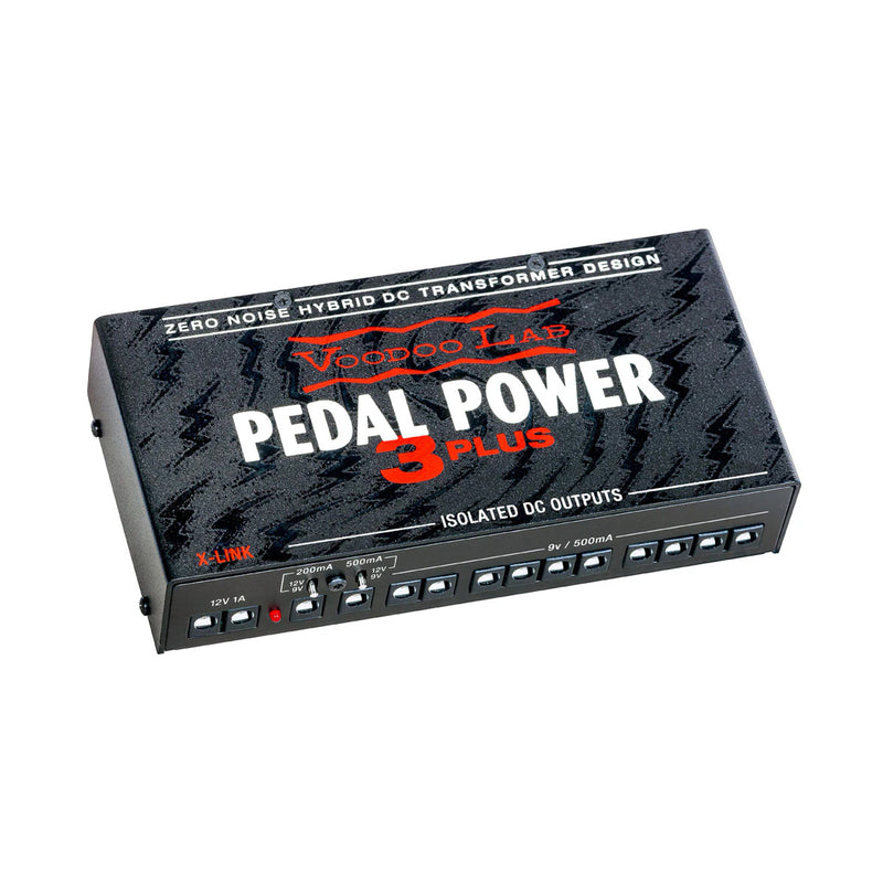 Voodoo Lab Dingbat PX Pedalboard w/ PX-8 PLUS 8-Loop Audio Switcher & Pedal Power 3 PLUS Power Supply