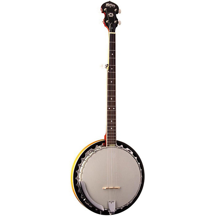 Washburn Five String Banjo Nat