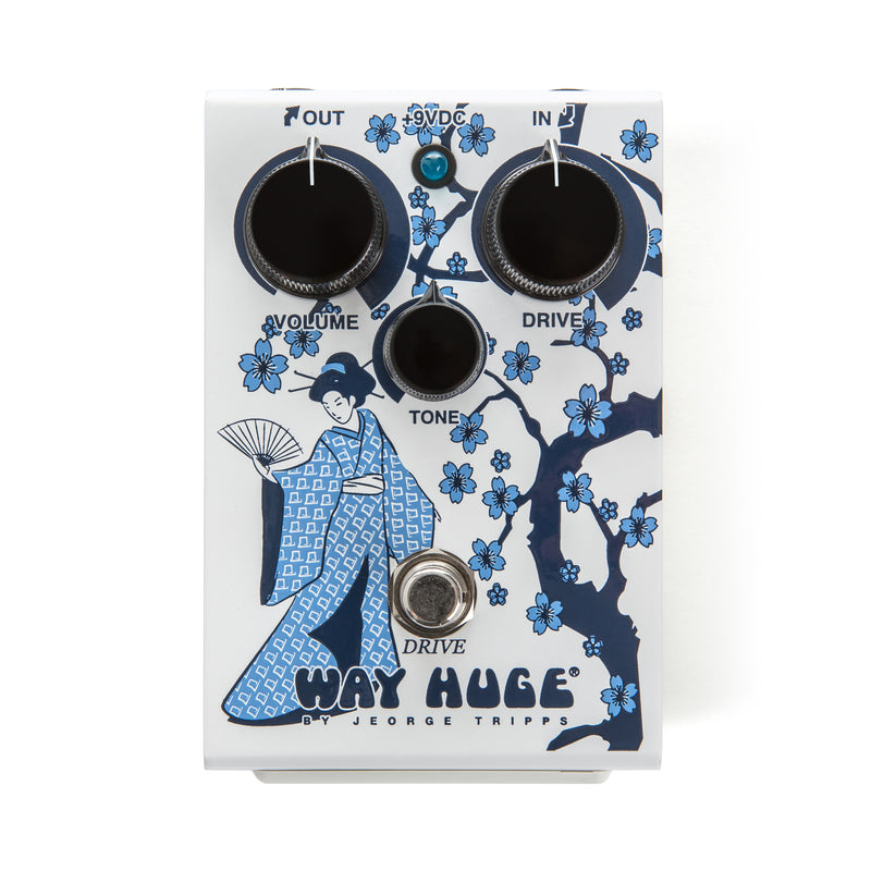 Way Huge Drive Pedal Ltd Ed